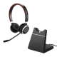 Jabra Evolve 65 UC Stereo incl. Charging stand & Link 370