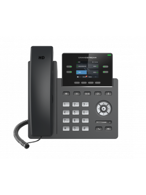 Grandstream GRP2612 2-line  IP Phone + adaptor